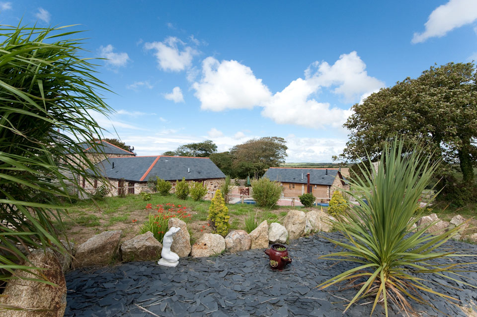 Bejowan Barns Holiday Cottages, Newquay Cornwall