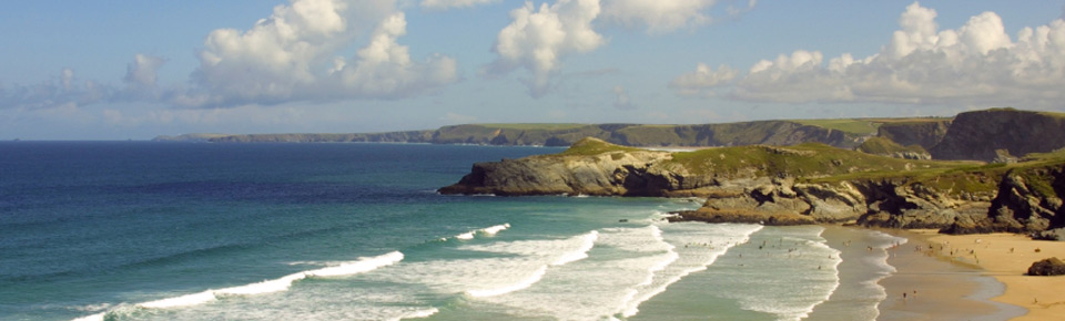 Newquay Beaches Cornwall