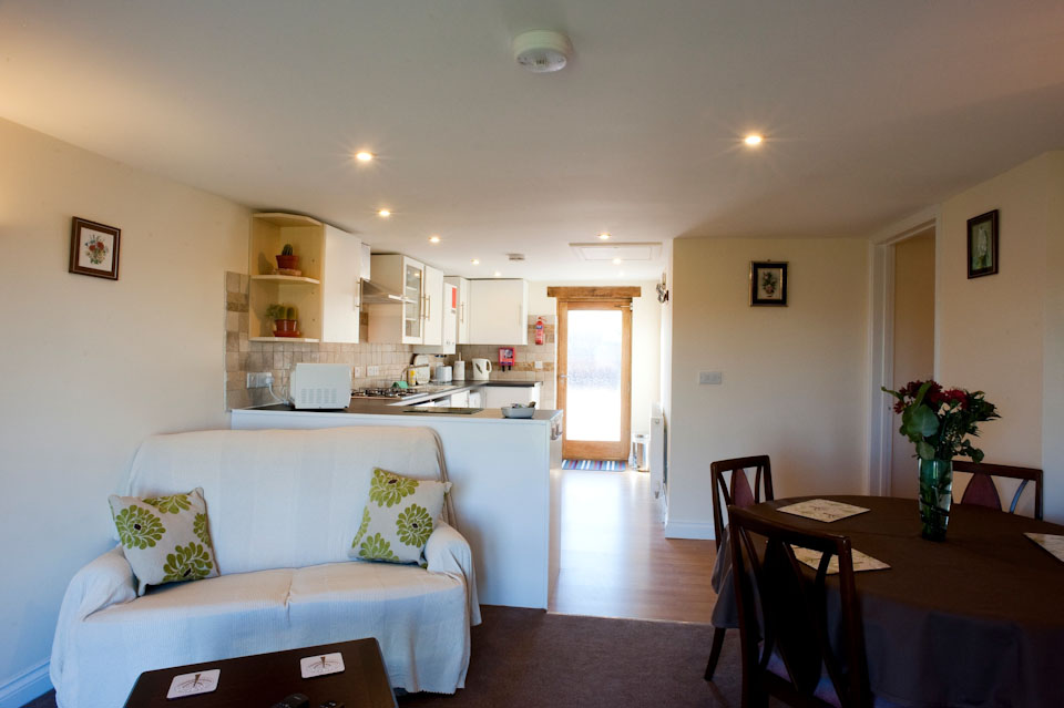 Little Owl self catering holiday cottage Newquay Cornwall