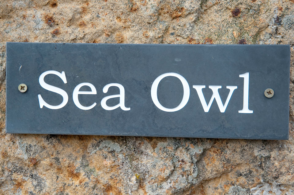 Sea Owl Bejowan Barns holiday Cottages Newquay Cornwall
