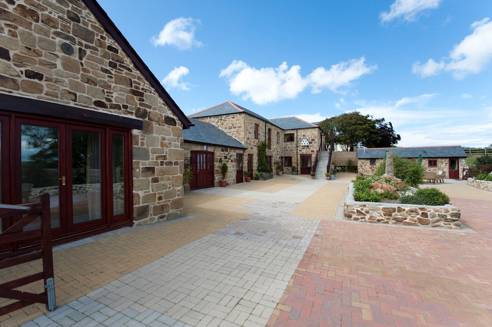 Bejowan Barns Holiday Cottages, Newquay, Cornwall
