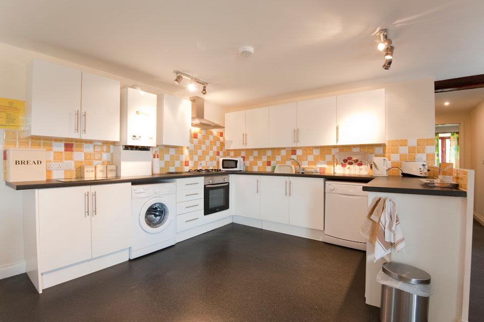 Tawny Owl - kitchen