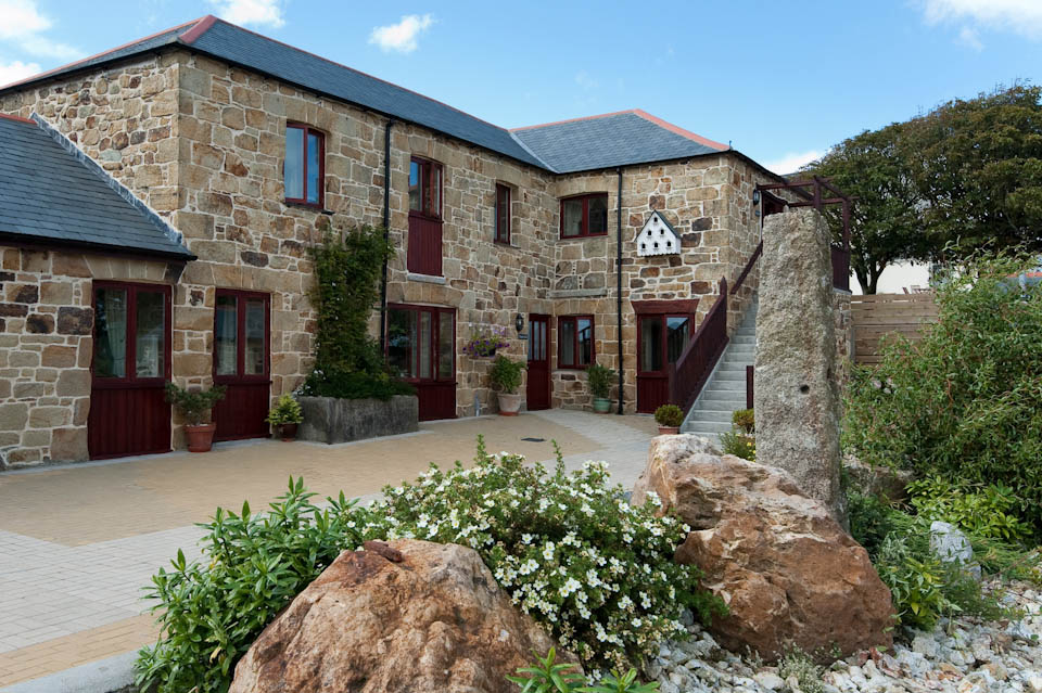 Holiday cottages, Newquay, Cornwall